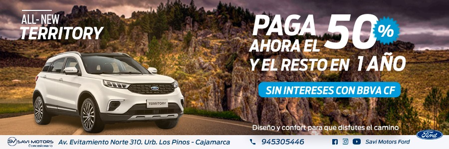 All New Territory Ford